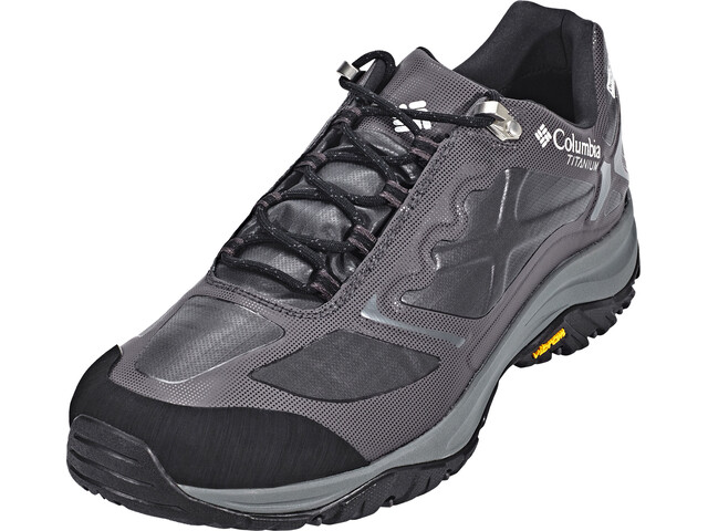 321ef23ef71 Columbia Terrebonne Outdry Extreme Shoes Men black/white